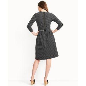 Hanna Andersson Elisabet Striped Modest Dress